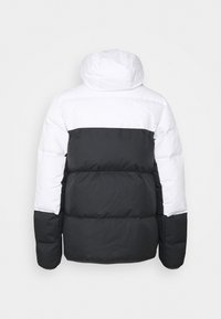 Nike Sportswear - Down jacket - white/dark smoke grey/black - 1