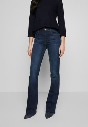 LE HIGH FLARE - Jeans a zampa - augusta