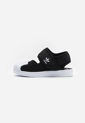 SUPERSTAR 360 CONCEPT SPORTS INSPIRED SHOES - Sandaalit nilkkaremmillä - core black/footwear white