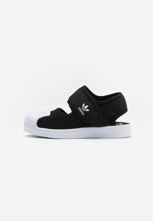 SUPERSTAR 360 CONCEPT SPORTS INSPIRED SHOES - Sandals - core black/footwear white