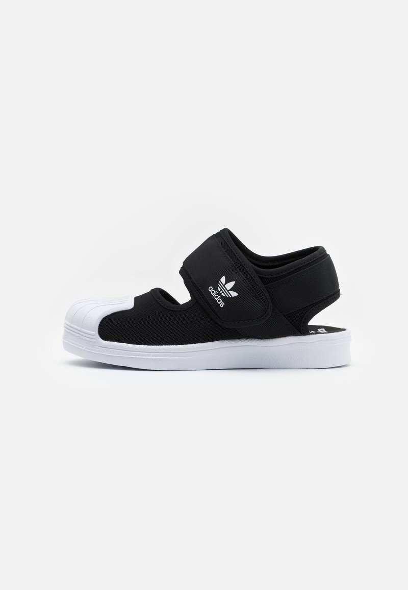 adidas Originals - SUPERSTAR 360 CONCEPT SPORTS INSPIRED SHOES - Sandály - core black/footwear white