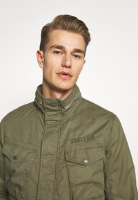 Schott - Summer jacket - khaki - 3