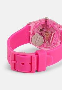 Swatch - GUM FLAVOUR - Watch - pink - 1