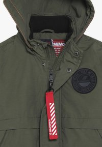Vingino - THEIGO - Winter jacket - army green - 3