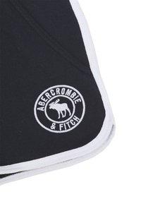 Abercrombie & Fitch - VINTAGE CURVE HEM - Shorts - navy - 2