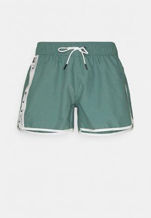 DEND TAPE SWIM - Swimming shorts - bright foam