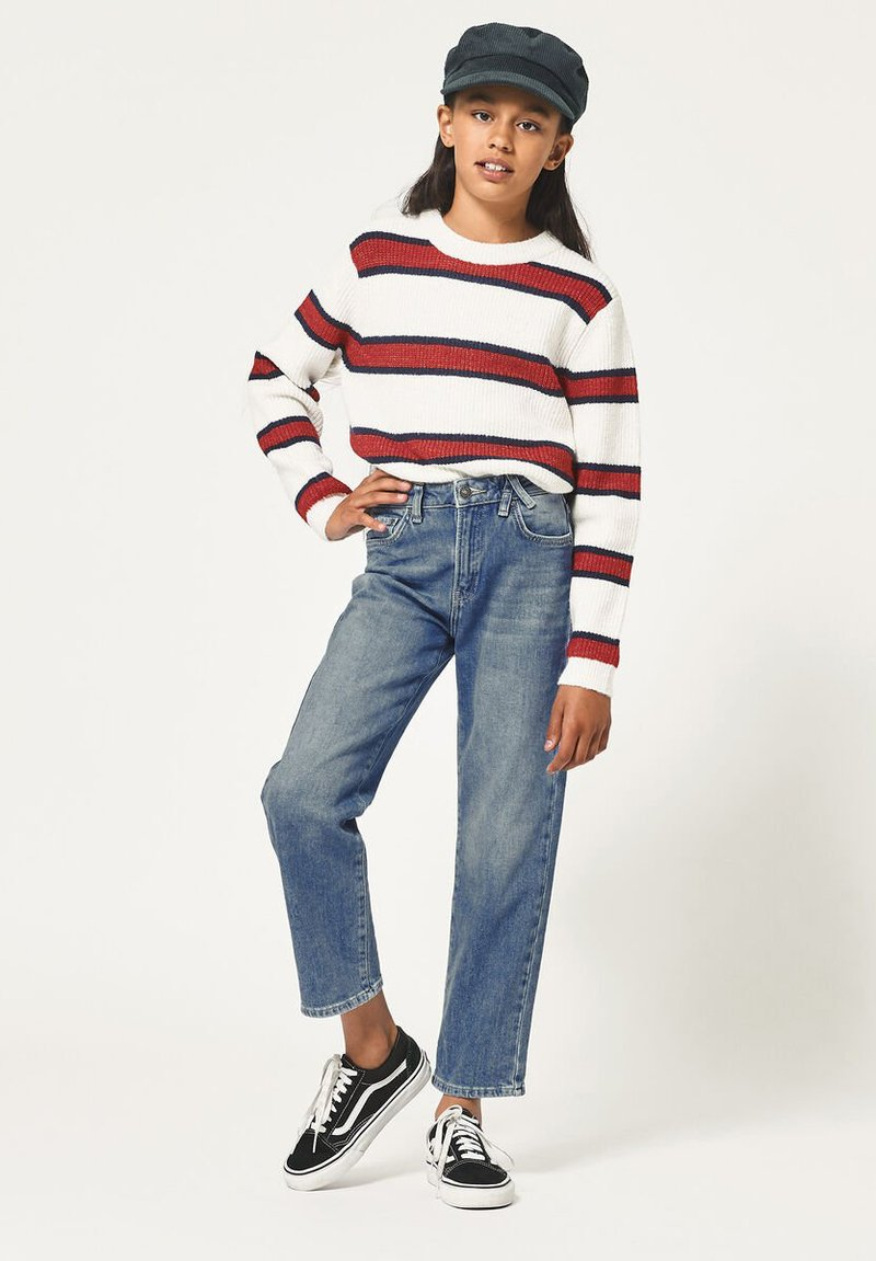 America Today - KATHY  - Relaxed fit jeans - lightning indigo