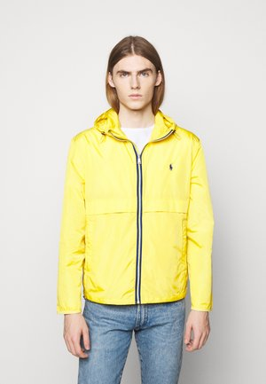 BELPORT HOODED - Tunn jacka - signal yellow