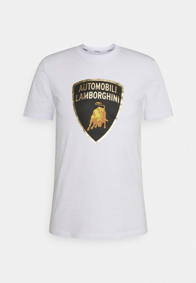 T-shirt print - ghiaccio