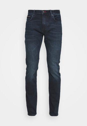 EXTRA SLIM LAYTON - Slim fit -farkut - burke blue