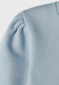 LMTD - Sweater - dusty blue - 2