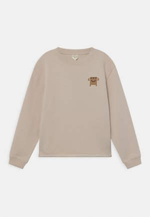 UNISEX - Sweater - beige