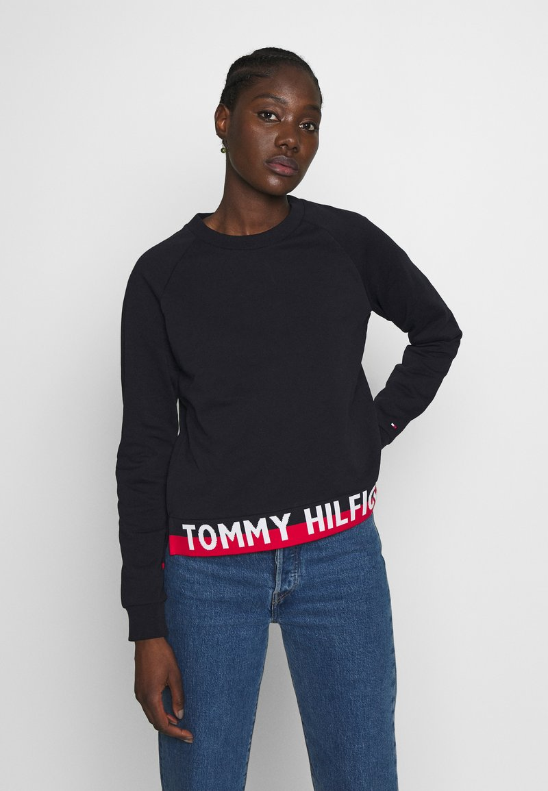Tommy Hilfiger - KHLOE REGULAR  - Sweater - desert sky