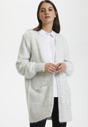 KAALIOMA  - Cardigan - light grey melange