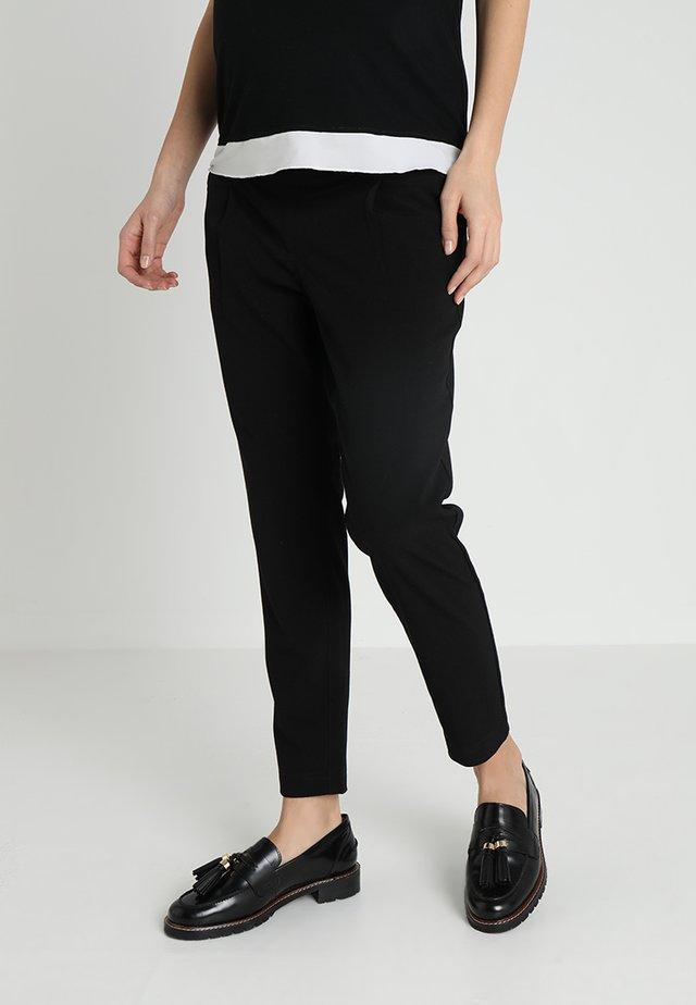 PEGLEG TROUSER - Pantaloni - black