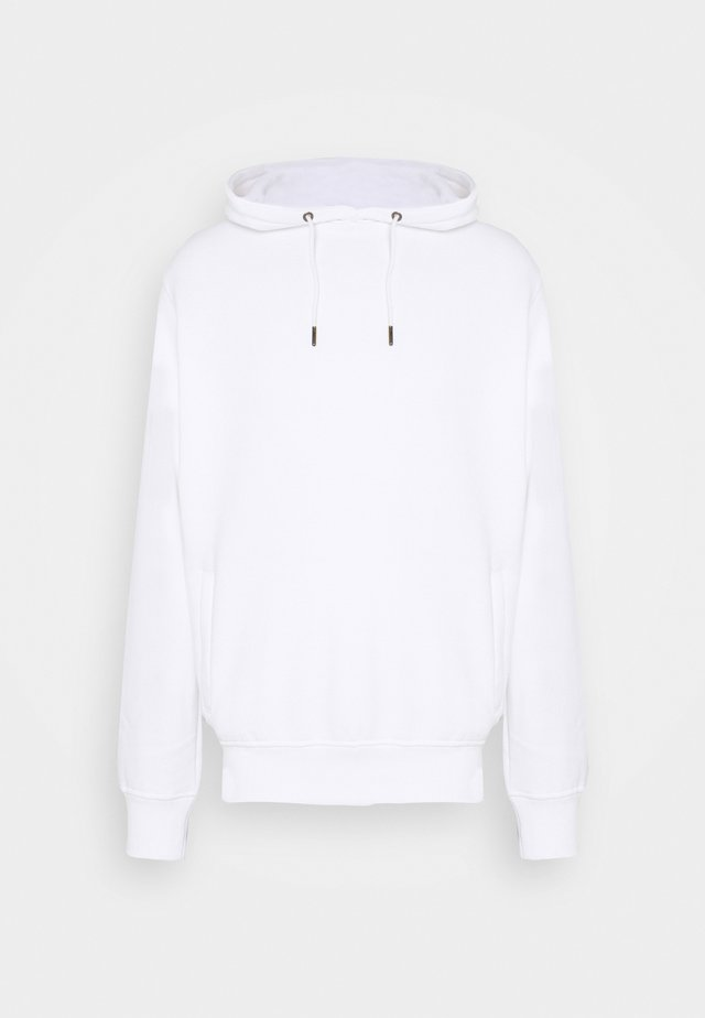 SESIX - Sweat à capuche - optical white