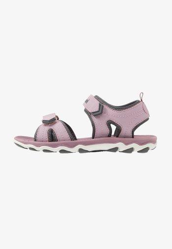 SPORT - Walking sandals - mauve/shadow