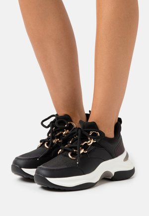 CAREY - Zapatillas - black