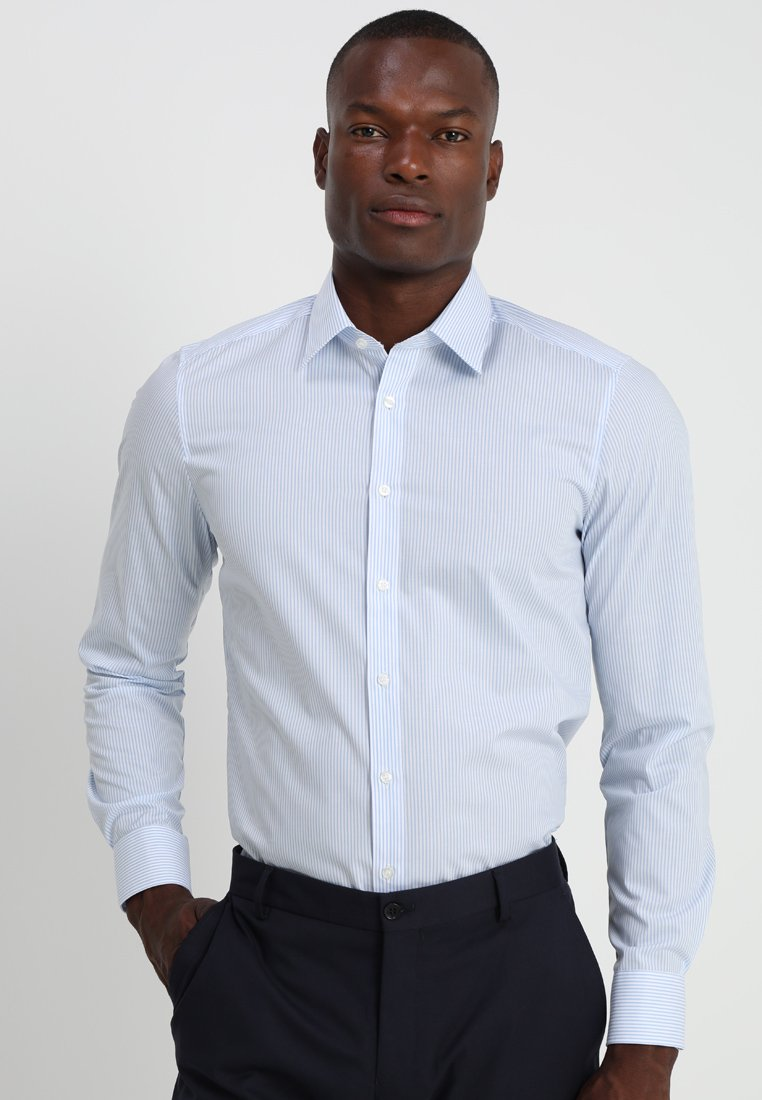 OLYMP - OLYMP LEVEL 5 BODY FIT  - Camicia elegante - light blue