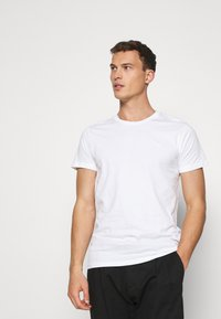 LTB - 2 PACK  - Basic T-shirt - white - 2