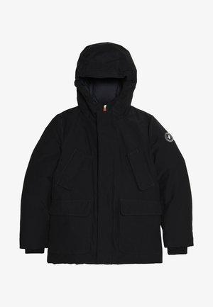 COPY - Zimní bunda - grey black