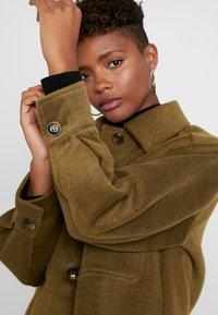 TWINTIP - Short coat - khaki - 4