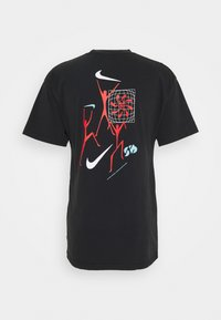 Nike SB - TEE VIBES UNISEX - Print T-shirt - black - 1