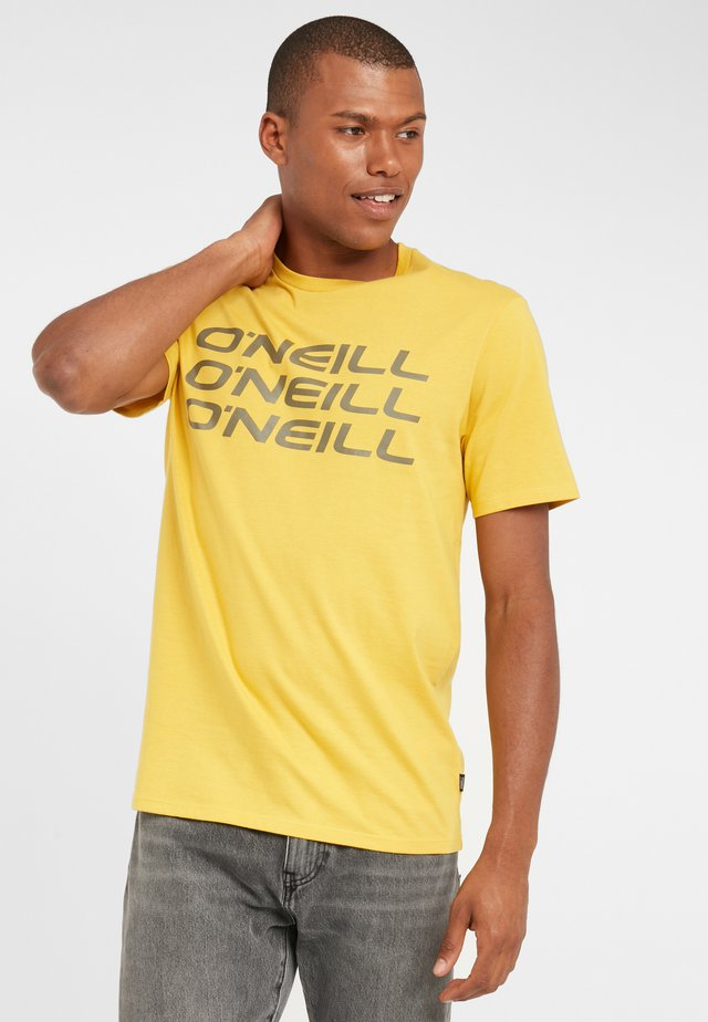 TRIPLE STACK  - T-shirt imprimé - bamboo