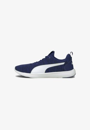 SOFTRIDE VITAL CLEAN - Sports shoes - blue-white/gray violet