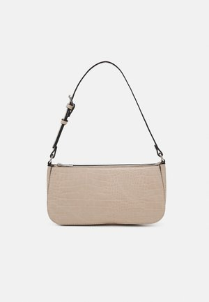 BAG ELLA CROCO - Handbag - beige