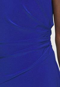 Lauren Ralph Lauren - MID WEIGHT DRESS - Trikoomekko - sporting royal - 4