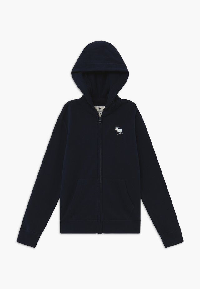 ICON  - veste en sweat zippée - navy