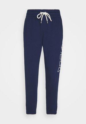 EASY JOGGER - Pantaloni sportivi - elysian blue