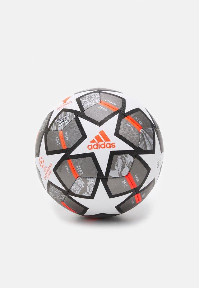 FINALE UNISEX - Piłka do piłki nożnej - panton/white
