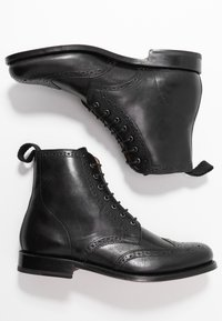 Grenson - ELLA - Lace-up ankle boots - black - 3