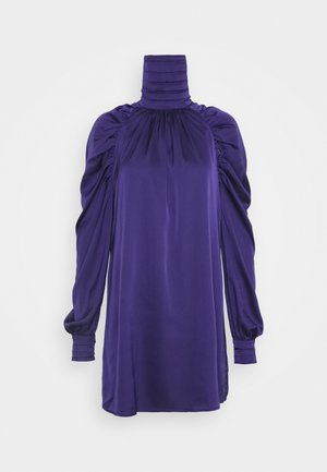 LADIES DRESS  - Shirt dress - purple