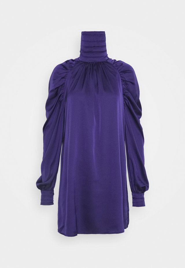 LADIES DRESS  - Blousejurk - purple