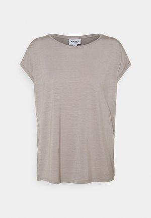 VMAVA PLAIN - Basic T-shirt - ash