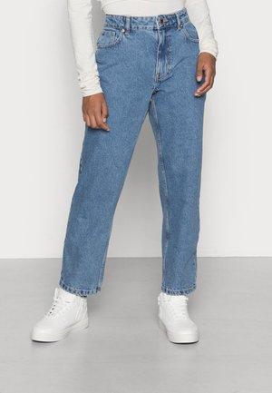 ONLJUDITH - Jeans straight leg - medium blue denim