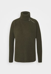 EKORNES - Strickpullover - dark green