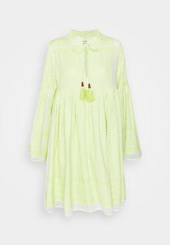 SOUZARICA - Day dress - avocado green
