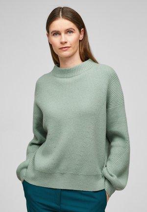 Jumper - light green