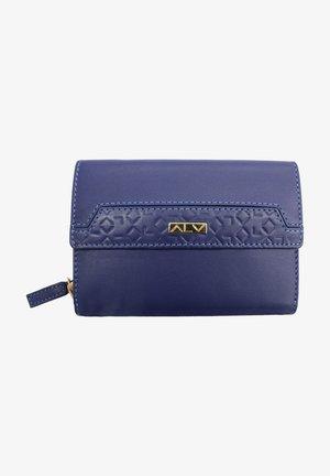Wallet - blu royal