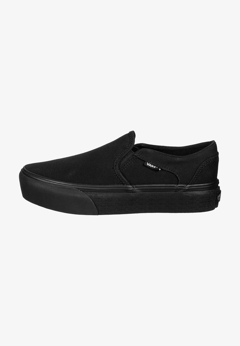 Vans - ASHER - Trainers - black