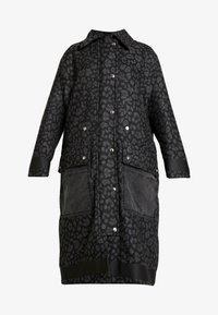 Diesel - G-ROBERT OVERCOAT - Winter coat - black - 6
