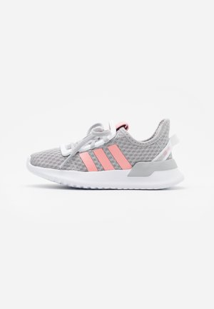 PATH RUN  - Trainers - grey two/glow pink/footwear white