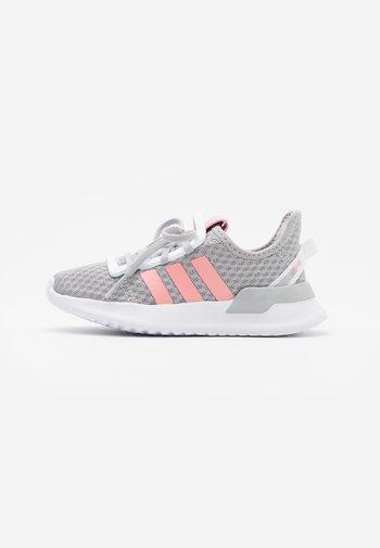 PATH RUN  - Trainers - grey two/glow pink/footwear white