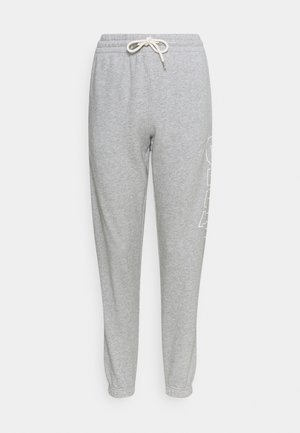 EASY - Tracksuit bottoms - grey heather