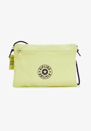 RAGU - Across body bag - lime green