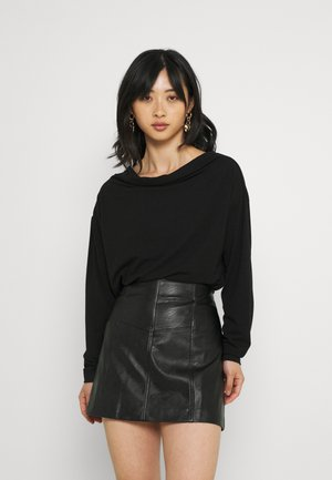 VMTAMMIE  - Long sleeved top - black